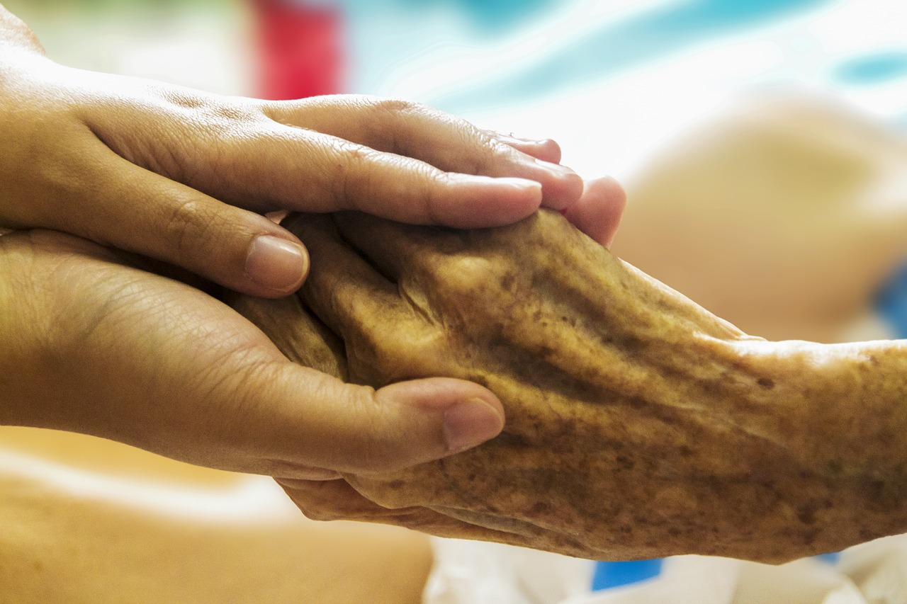 Guía para cuidar personas enfermas